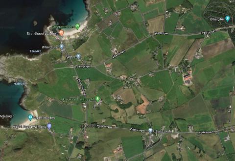 Nå kommer gang- og sykkelveien på Vigdelsvegen fra Håland skole og videre på Ølberg havnevei til Ølbergvegen. Men politikere er bekymret for veibredden.
