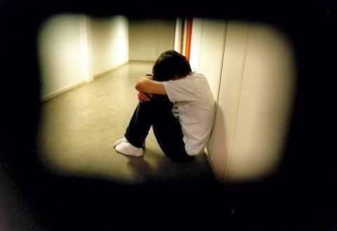 SLAG OG SPARK: Vold mot barn har økt kraftig under nedstegningen av samfunnet. Det avslører tall fra politiets avsnitt for seksuelle overgrep og vold mot barn i Sør-Øst politidistrikt.