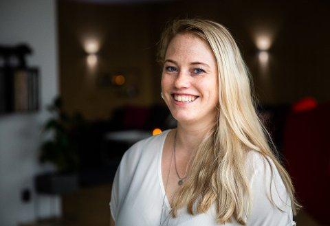 Hjemme hos Mai-Kristin Kappelslåen (33). Foto: Aleksander Myklebust