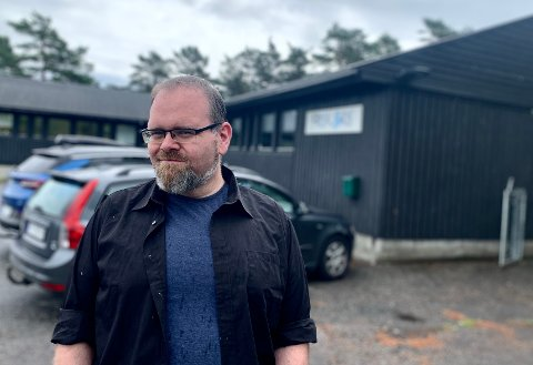 NY VÅR: Odd Arild Nyman har vært sterkt preget av angst og depresjon store deler av livet, men opplever nå å ha funnet veien ut av mørket.