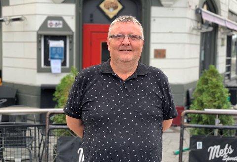 BETALER: Erlend Viddal vil betale kravet for å unngå konkurs.