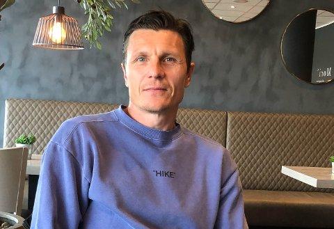 SPENNENDE: Frode Johnsen liker den unge og spennende Odd-troppen, og han hyller spesielt lånet av Sander Svendsen som er en type han mener Odd sårt trenger.
