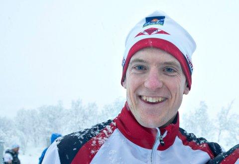 Lars Hol Moholdt åpnet best blant de norske i sesongstarten.