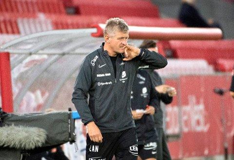 Lars Arne Nilsen er ferdig som trener i Brann. Det melder lokalavisene i Bergen.