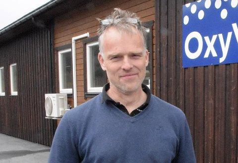 Martin Gausen er registert som ny daglig leder i Bio Marine. Bildet er tatt ved en annen anledning.
