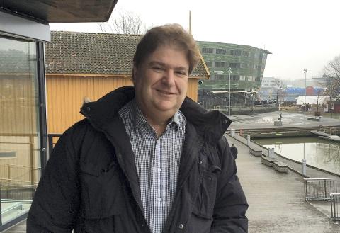 MALPLASSERT: Fylkesvaraordfører Kåre Pettersen (V) forstår ikke kritikken fra SV.