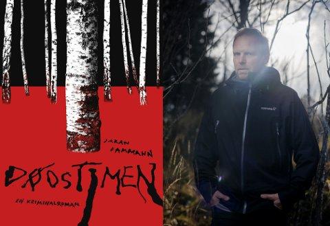 Jaran Damman har skrevet en kriminalroman der både sagnet om Hulabaken og Fagernes lensmannskontor er med.