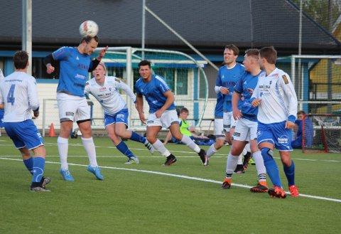 HSV tapte 2-3 for Berg fredag kveld.