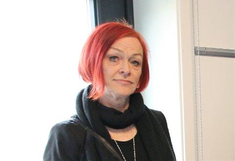MØTTE UTFORDRINGEN: Resultatområdeleder for helse og livsmestring i Vestby Mette Johansen skryter varmt av helsesykepleierne og deres innsats under de første månedene av pandemien.