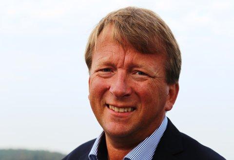 GLEDER SEG: Harald Gaupen sier han gleder seg til å videreføre det gode arbeidet som er nedlagt i HG-Gruppen, sammen med de 13 medarbeiderne i systemet.