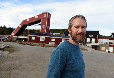 Torstein Johnsrud er daglig leder og konservator ved Stiftelsen Folldal Gruver, og ønsker alle velkommen til spennende aktiviteter i sommer.