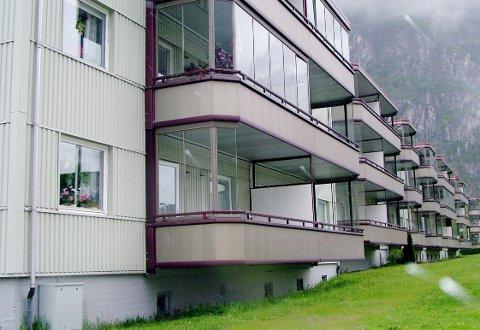 Borettslag: Mange ønsker å kjøpe en leilighet i et borettslag. Da er det visse ting man må vite på forhånd når man kjøper. Forkjøpsretten er en av dem.Arkivfoto