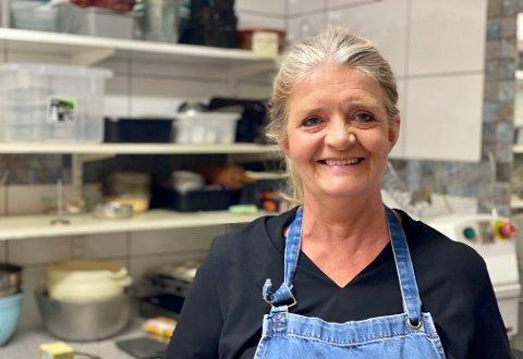May Brit Skåli sier hun var i tvil, men nå er hun hundre prosent innstilt på å gi alt for å fortsette suksessen Elsa og Rune Pedersen har bygd opp.