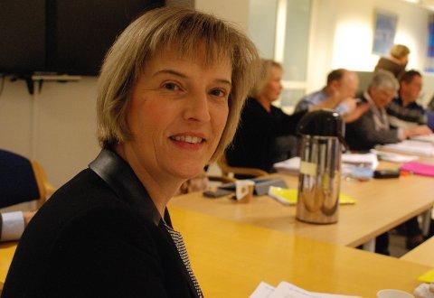 TJENTE GODT: Camilla Dunsæd har sluttet som rådmann i Kvinesdal, men i 2017 var hun den av distriktets rådmenn med høyest inntekt.