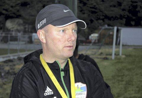 Frode Myking i Hordabø idrettslag får ikkje gått med bøsse for TV-aksjonen i år, men vil likevel gjere sitt for å samle inn pengar.