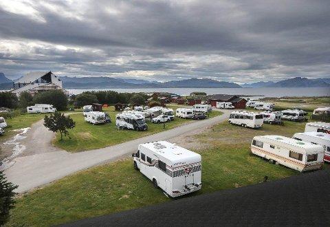 Bodøsjøen camping.
