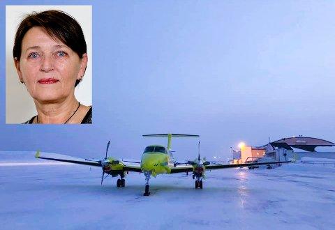 Kriseløsning på kriseløsning i flyambulansetjenesten, mens erfarne Luftambulanse er parkert på sidelinja.