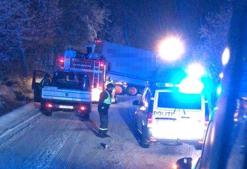 Ulykken 28. november 2017 kostet Trond Hugo Karlsen livet. Nå er den danske sjåføren dømt.