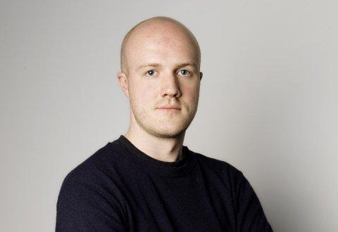 TIL TEXAS: Erlend Ofte Arntsen blir VGs nye USA-korrespondent fra nyttår.