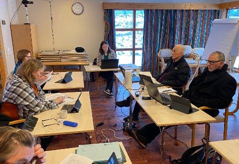 Helsehus: Politikerne i Hamarøy får nå utredet bygging både av 40 omsorgsboliger og helsehus med sykehjemsdel.