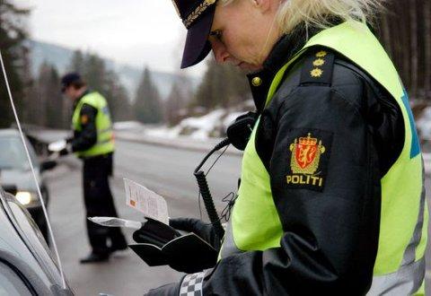"""Totalt 13.000 trafikkontroller ble gjennomført fordelt på de 23 landene som deltar på politiets """"Speed-Marathon""""."""