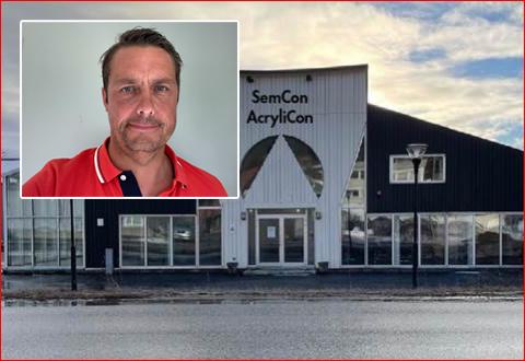 årsregnskapet i Brønnøysundregistrene viser en nedgang på sju millioner i salg fra 2019 til 2020 for Semcon Nord. Det kom av flere årsaker.