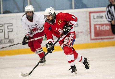 Kristin Haveland var med på U18-landslaget som tok VM-bronse i år, men får neppe spille eliteserie i Bergen med det første.