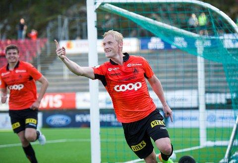Geir André Herrem får endelig drømmen om eliteseriespill oppfylt, etter at Åsane og Bodø/Glimt kom til enighet mandag kveld.