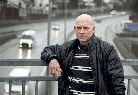 – Vi kan drodle over om samhandling er mer integrert i Trondheim på grunn av Nils Arne Eggen, sier trafikkforsker Dagfinn Moe. FOTO: Thor Nielsen / SINTEF