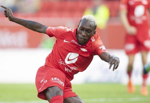 Daouda Bamba starter mot Bodø/Glimt.
