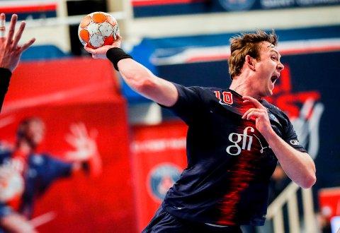 Sander Sagosen og PSG Handball slo Nantes så sent som 20. desember.  Foto: Vidar Ruud / NTB scanpix