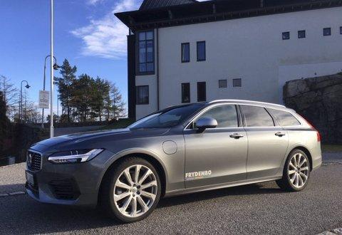 Volvo «Herregårdsvogn» har vært et begrep gjennom flere tiår. V90 setter en ny standard for hva en slik bil skal være. Mange bergensere kikket anerkjennende på oss da vi testet dette kjøretøyet, som er helt i toppen i sin klasse.