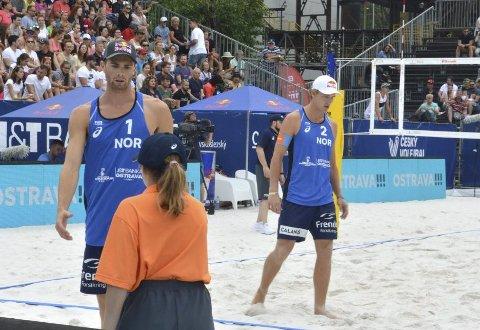 Anders Mol og Christian Sørum jakter nok et gull.