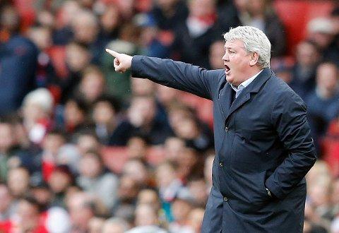 Steve Bruce fikk en opptur som Newcastle-manager sist søndag med 1-0 seier borte mot Tottenham, men mon tro om oppturen fortsetter hjemme mot Watford i dag