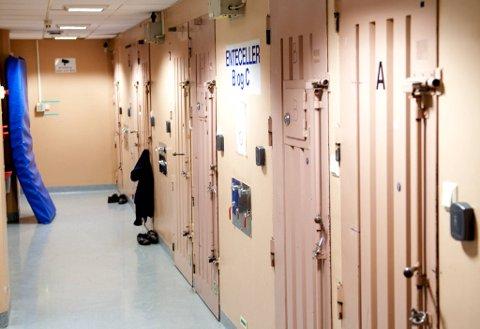 Mange menn har havnet i arresten hos politiet i Bergen grunnet familievold i juletiden.