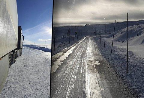 Kjell Einar Milde har kjørt over Hardangervidda i over 20 år. Han mener mange bilister ikke har forståelse for faren de utgjør.