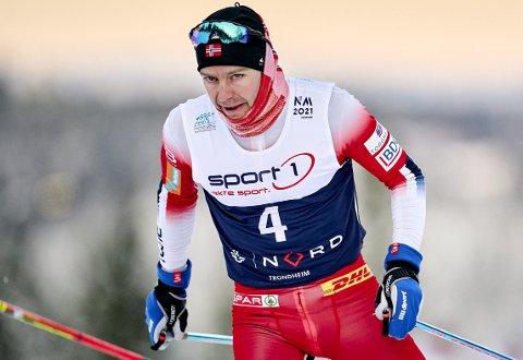 Sjur Røthe håper å få gå fire løp i ski-VM etter de siste ukenes solide prestasjoner. I helgen gikk Røthe inn til 2.-plass individuelt, og bidro sterkt til Norges seier på stafetten.