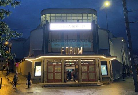 Salt flyttet inn i gamle Forum kino i 2019.