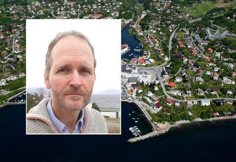 Klaus Melf er kommuneoverlege i Bjørnafjorden.