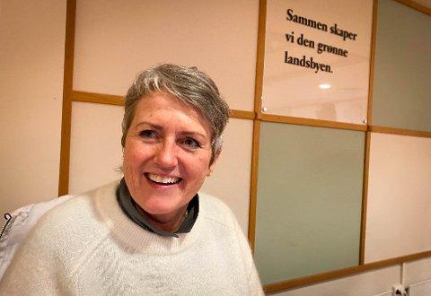 Kommunalsjef: Elisabeth Sortland Sande er administrativ leder for helse og velferd i Randaberg kommune.