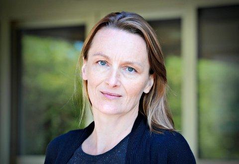 SKRIVER OM BUSKERUDBYEN: Karianne Braathen, Drammens Tidendes politiske redaktør.