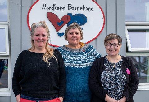 Styrerne i barnehagene i Nordvågen, Seppoladalen og Honningsvåg, Kristin Olsen, Bente Floer og Merete Mikalsen, ber om at de som kunne tenke seg å være vikar i barnehagene om å ta kontakt.