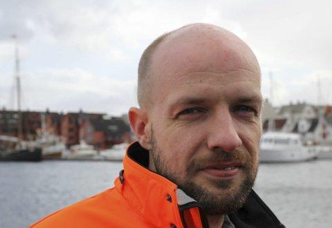 Forkjempar: Frank Willy Djuvik (Frp)