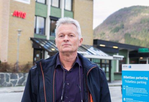TRENG E39: Nils Huus, administrerande direktør i Firda Billag.