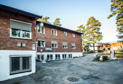 Furutun innerst i Oredalen er nå i kommunens eie, etter at de kjøpte det for 22 millioner kroner av Sykehuset Østfold. Foto: Geir A. Carlsson