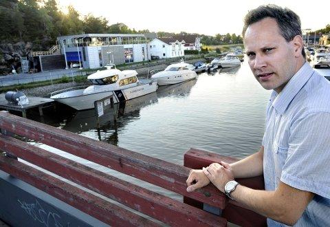 Ordfører Jon-Ivar Nygård har vært engasjerti uoverensstemmelsene på Floa.