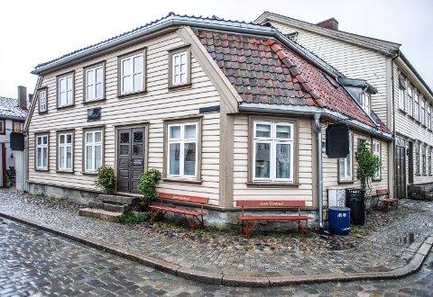 Litt fremgang: Gamlebyen Hotell fikk en liten økning i 2019, både i belegg og omsetning..