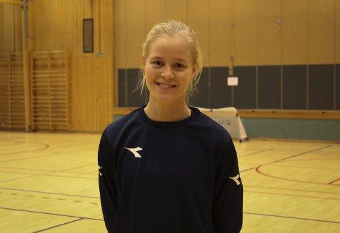 Talent: Katrine Winnem Jørgensen. Arkivfoto: Martin Fredriksen