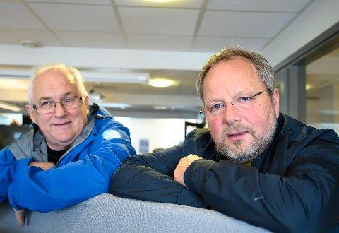 Tar temperaturen fra Malmen: Fredag ettermiddag og kveld skal Kjell Mikalsen fra NRK Nordland og Nils Mehren fra NRK Troms fange narvikingers reaksjoner og engasjement på utestedet Malmen.