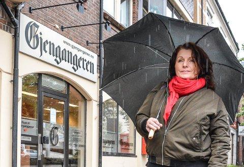 FYLLER ÅR: Siv Mika Engebretsen blir 57 år på fredag. I den forbindelse har hun et noe uvanlig bursdagsønske.